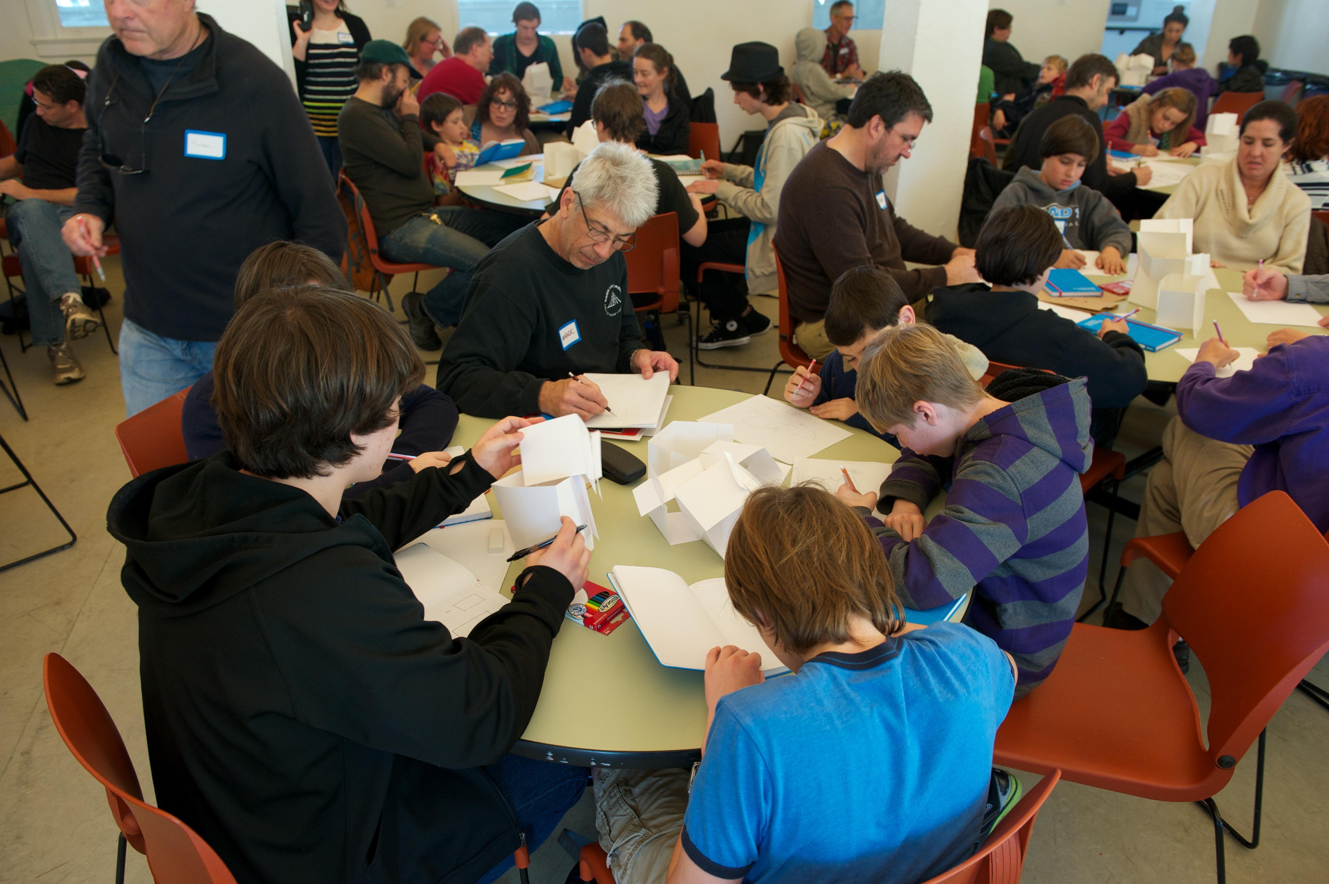 Sketching workshop
